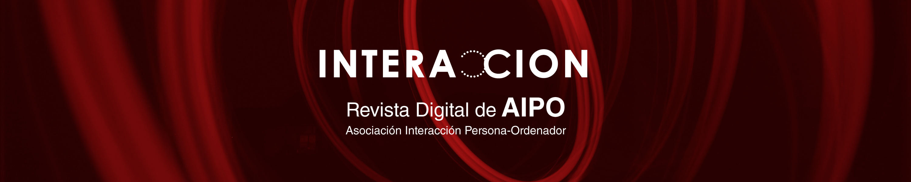 Logotipo revista Interacción